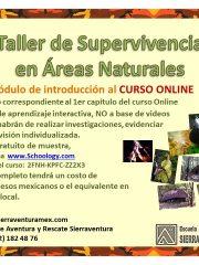 Curso Online SUPERVIVENCIA  // Capítulo 1 Gratuito